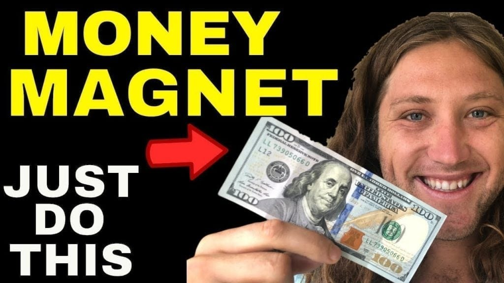 How To Become A Money Magnet (MONEY MAGNETISM) - Law of Attraction