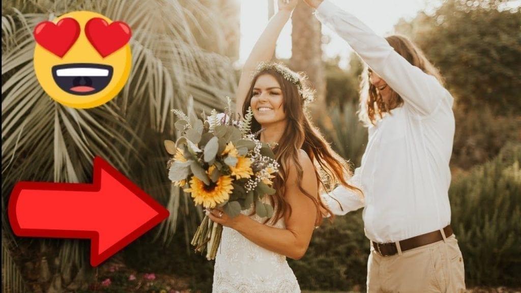 I GOT MARRIED! ❤ Jake Ducey + Ashley Hall Wedding Video 2018 ? (MUST WATCH)