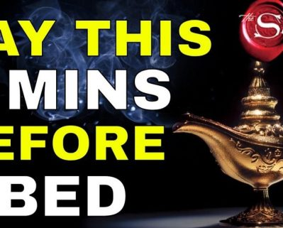 Sleep Reprogramming * Law of Attraction Affirmations to MANIFEST WHILE SLEEPING!!