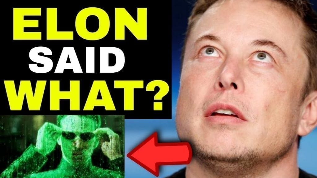 BREAKING: ELON MUSK Proves The Law of Attraction By Saying REALITY IS A SIMULATION!!!