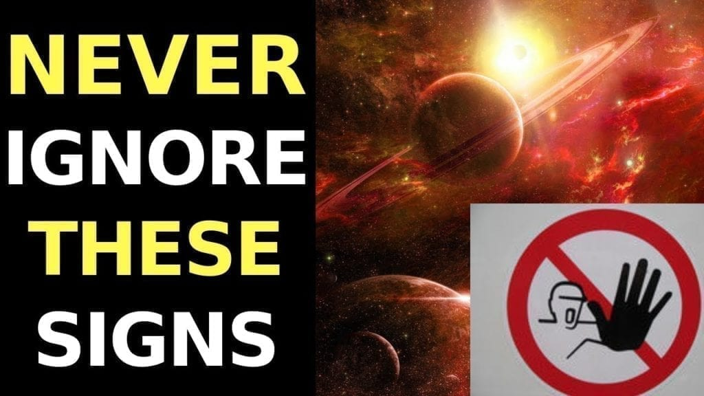 3 EARLY SIGNS YOUR MANIFESTATION IS COMING - (WARNING! DO NOT IGNORE THESE LAW OF ATTRACTION SIGNS)