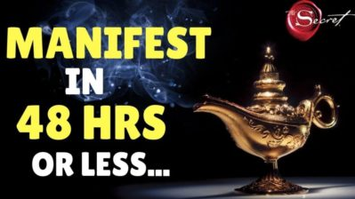 MANIFEST WHAT YOU WANT IN 48 HOURS (law of attraction) ✅ WARNING!! INSTANT RESULTS!!!
