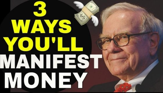 How to Use the Law of Attraction to Manifest Money (2018 NEW)