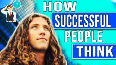 HOW SUCCESSFUL PEOPLE THINK (motivational video 2019) - shocking truth!!