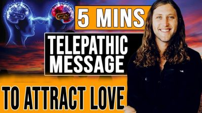 FAST RESULT ✅ Send a TELEPATHIC Message to ATTRACT A RELATIONSHIP and FIND YOUR SOULMATE