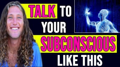 TALK TO YOUR SUBCONSCIOUS MIND to Attract ANYTHING You Want FAST!! (law of attraction)