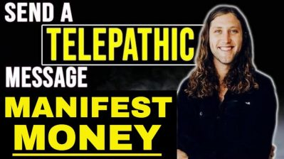 100% RESULTS ✅  How To Send A TELEPATHIC MESSAGE To Someone For ATTRACTING MONEY (The Secret)