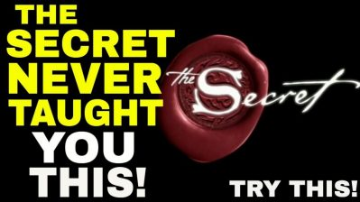 The Secret Movie | Law of Attraction Secrets They Didn't Tell You