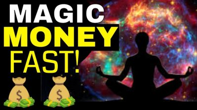 Manifesting UNEXPECTED MONEY Fast Using The Law of Attraction - (WARNING!! INSTANT RESULTS!!)