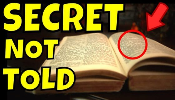 SECRET JESUS TEACHING Of The Bible Explaining Consciousness And The Law of Attraction