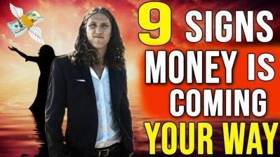 Signs Money is Coming Your Way