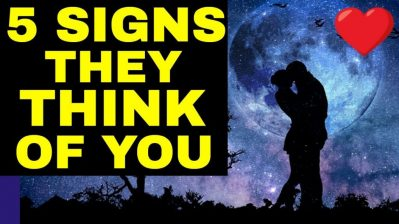 5 Psychic Signs That Someone Is Constantly Thinking About You (And You Don't Even Know It!)