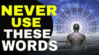3 Dangerous Words That BLOCK The Law of Attraction | Words Stop You from Attracting!!