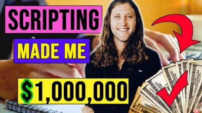 Scripting Made Me A Millionaire!! (The Most Powerful Scripting Techniques For Manifesting Money)