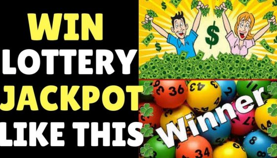 WIN THE LOTTERY JACKPOT With The Law of Attraction | The Secret