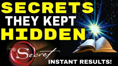 HIDDEN BIBLE PRAYER Technique! ? Manifest Anything You Want! (Law of Attraction) INSTANT RESULTS!!