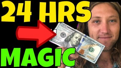 DO THIS TO MANIFEST MONEY WITHIN 24 HOURS | Law of Attraction Success Story (POWERFUL!)