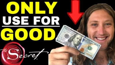How To Manifest Money Using The Law Of Attraction | The ONLY SECRET NO ONE TELLS YOU!!