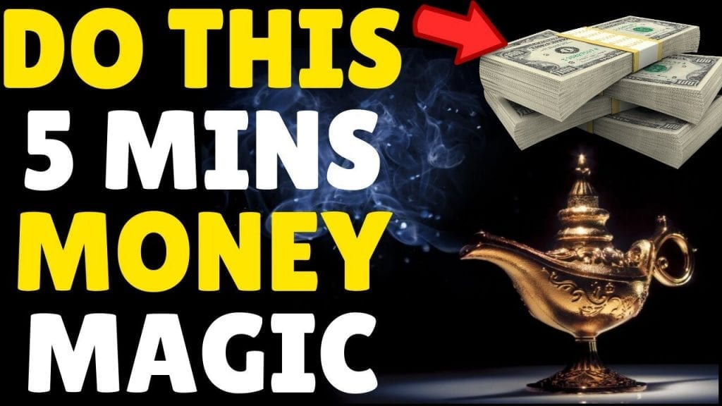 Money Spell Chant For Instant Manifestations