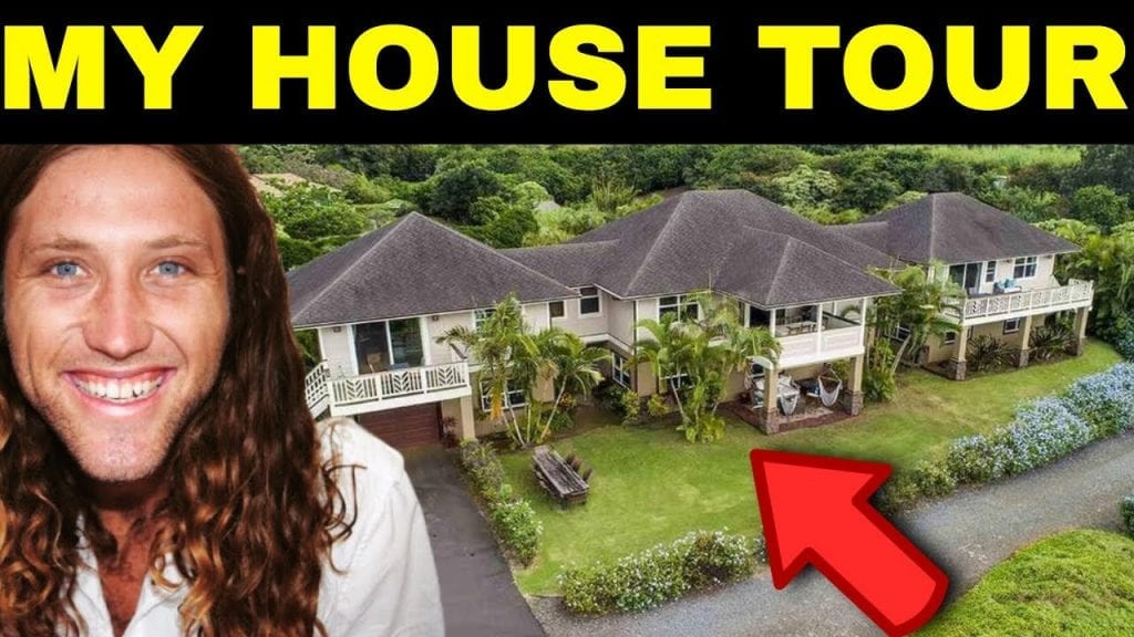 HOUSE TOUR + MY LAW OF ATTRACTION SUCCESS STORY