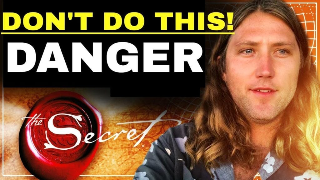THE DANGERS OF THE LAW OF ATTRACTION!! (WARNING!! VERY DANGEROUS!!)