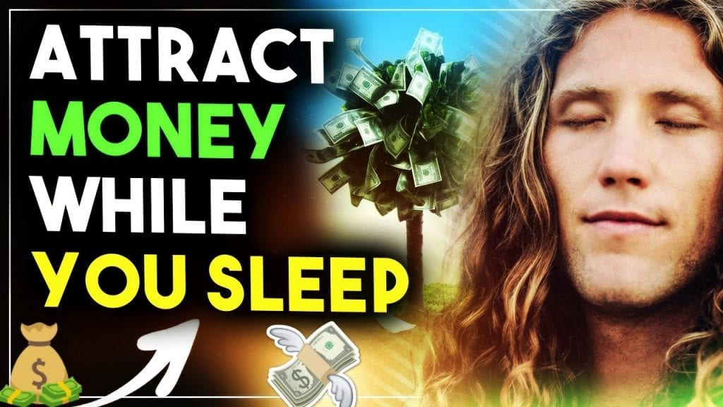 Manifest Money FAST Meditation | Money Affirmations Meditation - Listen 21 DAYS While You Sleep!!!??