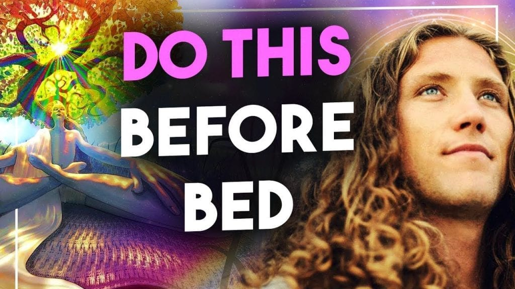 5 Rituals You Must Practice Before Bed to Manifest While You Sleep | Law of Attraction