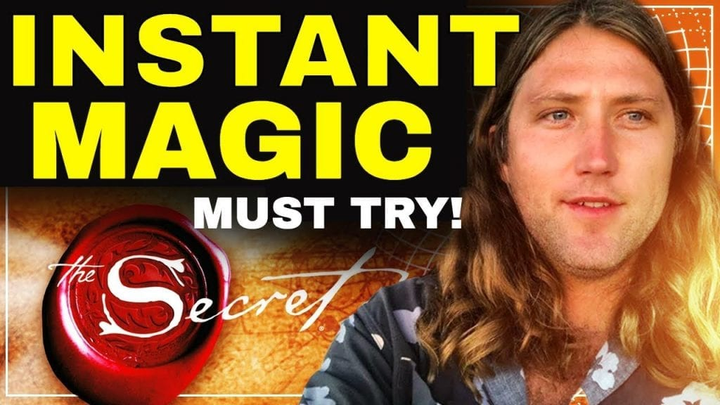 THE SECRET WEAPON To Attract What You Want FAST Using The Law of Attraction   {Extremely Powerful!}