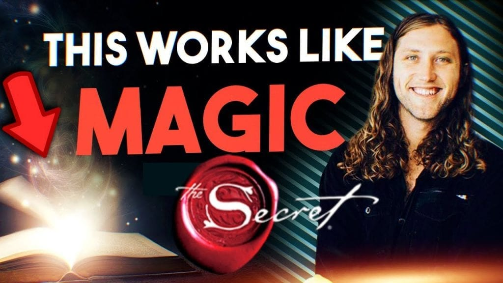 The LAW of ATTRACTION and What NOBODY Tells You. THE SECRET!!