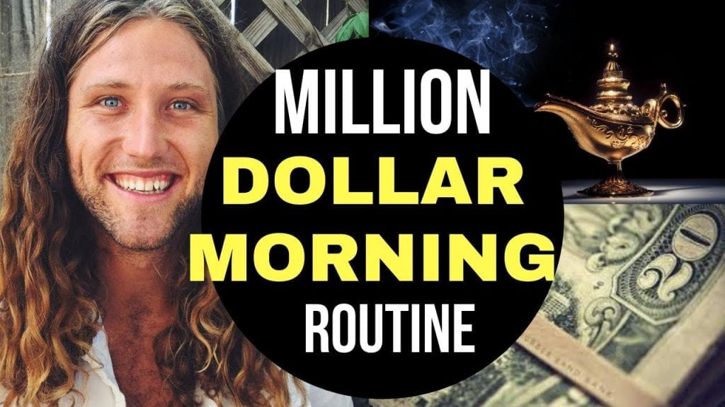 How To Get Rich in 2019 | Million Dollar Morning Routine For The Law of Attraction!!