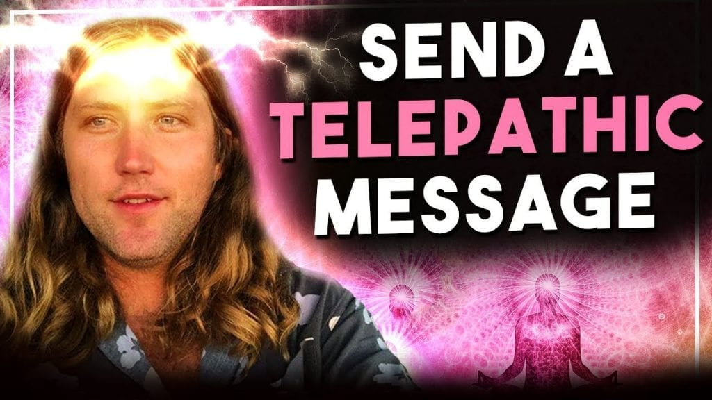 FAST RESULT ? Send a TELEPATHIC Message to Anyone and Get Fast Results- Law of Attraction