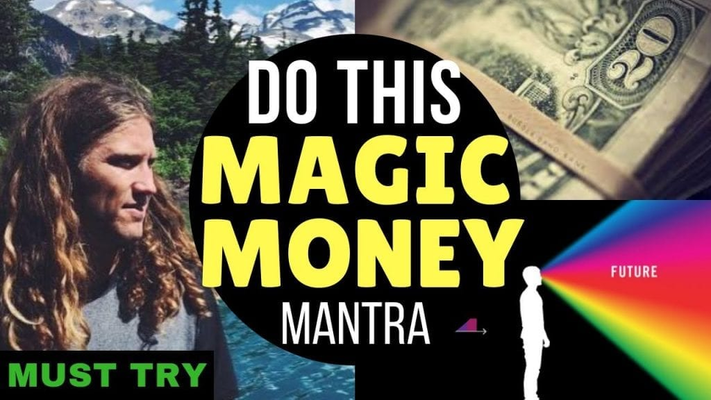 MONEY SPELL CHANT TO MANIFEST MORE MONEY NOW   Law of Attraction Secrets