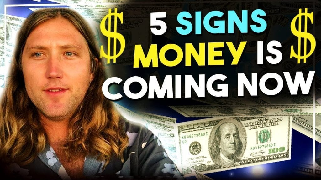 5 Signs Money Is COMING NOW | How To Get Rich in 2019 {Extremely Powerful MUST WATCH!}
