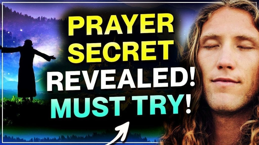 HIDDEN BIBLE PRAYER Technique To Manifest WHATEVER You Want (Law of Attraction)