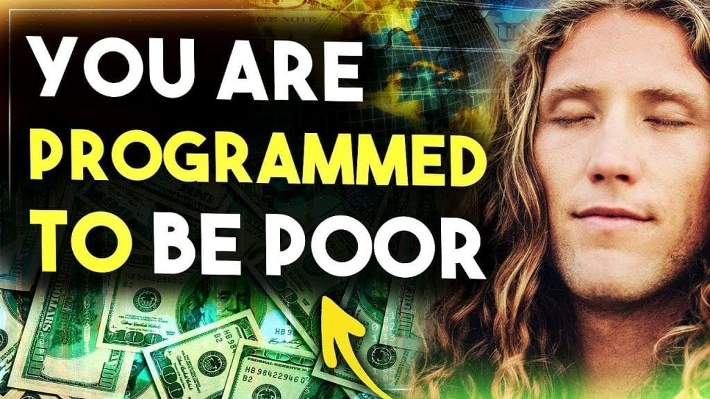 You Were Programmed To Be POOR! ?You Won't Believe What Is ACTUALLY Happening!