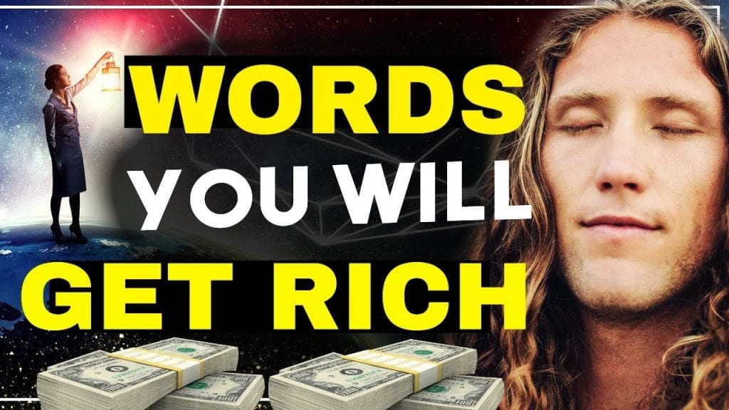 9 Words Blocking You From Getting Rich | How To Get Rich in 2020 {Law of Attraction!!}