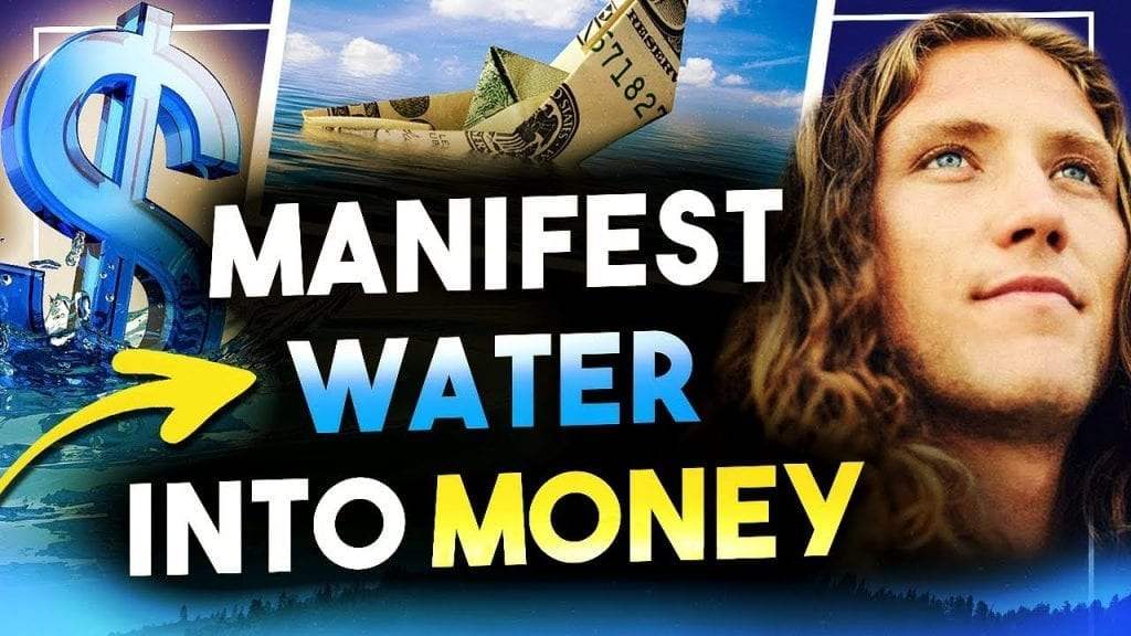 USING WATER To MANIFEST MONEY | The Law of Attraction {Extremely Powerful!}