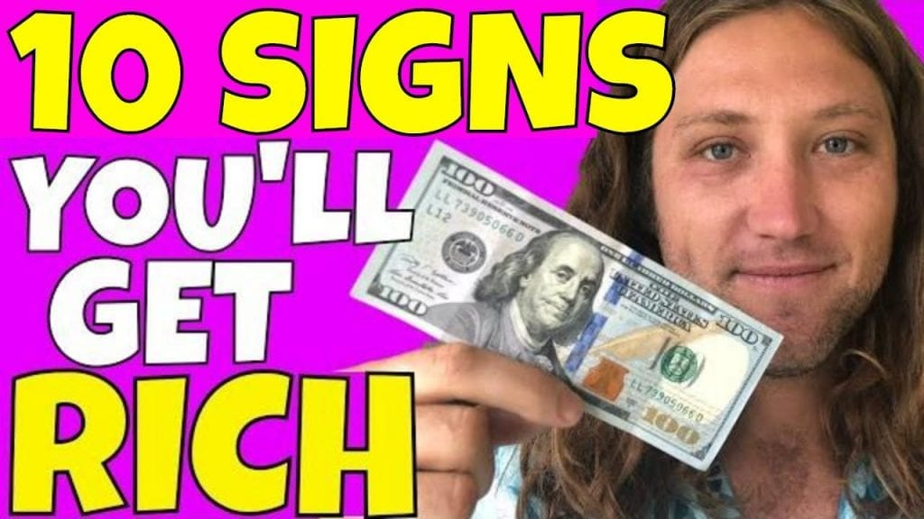 10 Signs Money Is Coming Your Way - Make Money NOW