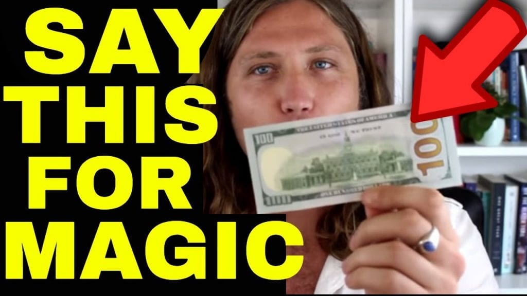 SAY THIS FINANCIAL PRAYER to Attract HUGE AMOUNTS of MONEY!!! (INSTANT MAGIC!)