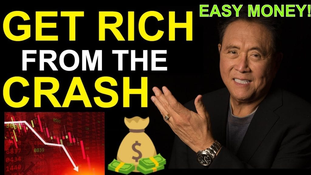 Robert Kiyosaki: Market Crash is COMING!! How To Get Rich + Buy Gold and Silver || Rich Dad Poor Dad