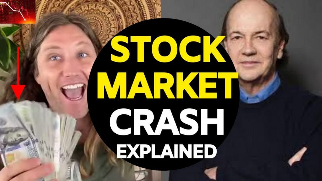 "Jim Rickards: ""Warnings For Stock Market Crash are The FED, Debt, HyperInflation!"""