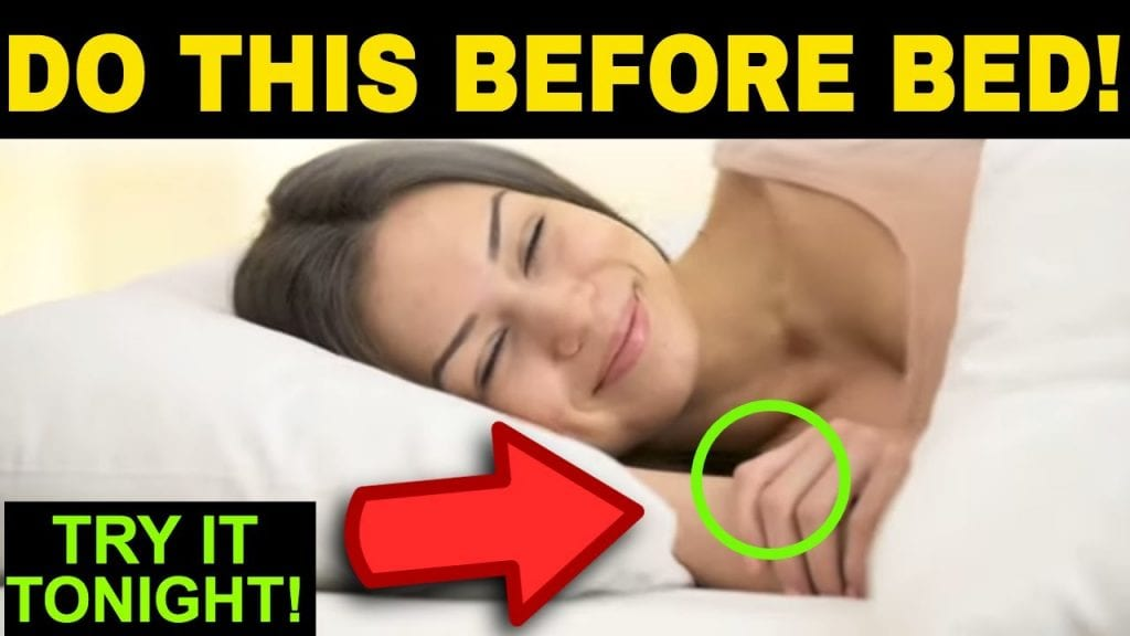 DO THIS 5 MINUTES BEFORE YOU FALL ASLEEP | This REALLY Works!!!