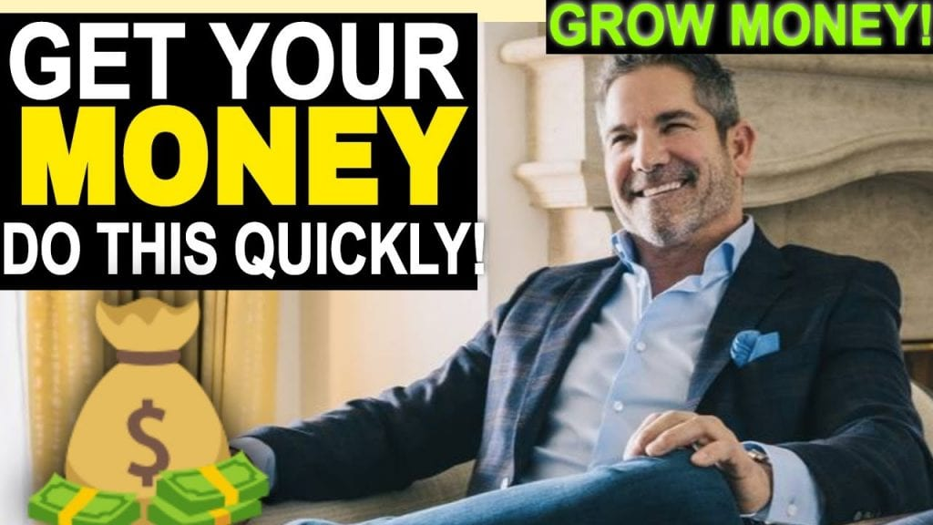 Grant Cardone: The TRUTH About GETTING RICH, Stock Market Crash, Real Estate
