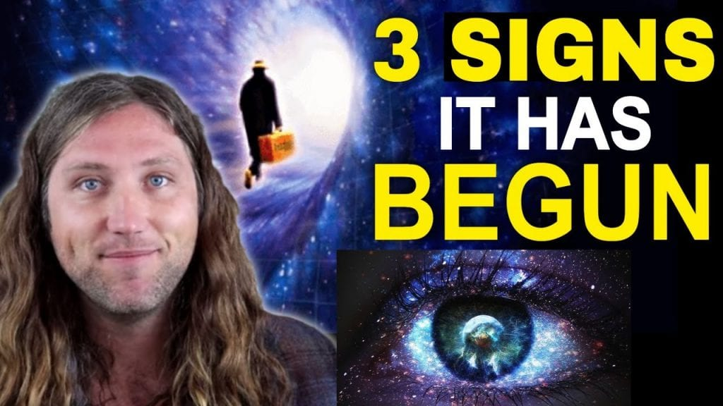3 Shocking Signs The Great Awakening Has Begun (Not What You Think)...
