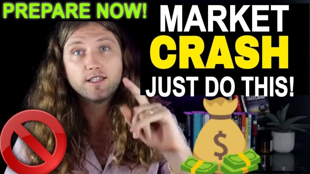 How To Prepare For The Next Stock Market Crash (Best Strategy)