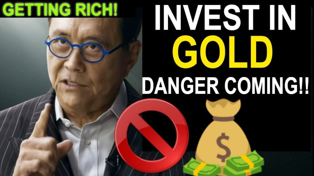Robert Kiyosaki: BUY GOLD, SILVER, BITCOIN! FEDERAL RESERVE PRINTS FAKE MONEY!! (Rich Dad Poor Dad)