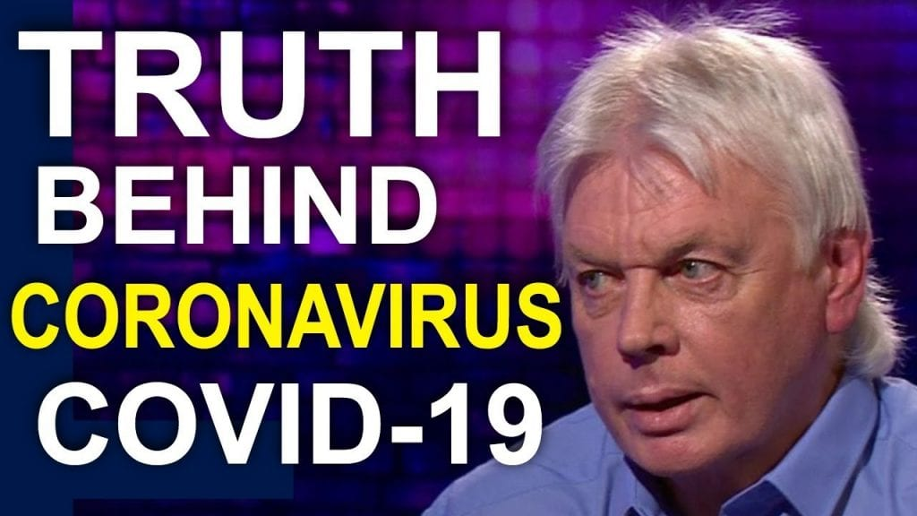 DAVID ICKE - THE TRUTH BEHIND THE CORONAVIRUS PANDEMIC, COVID-19 & THE ECONOMIC COLLAPSE