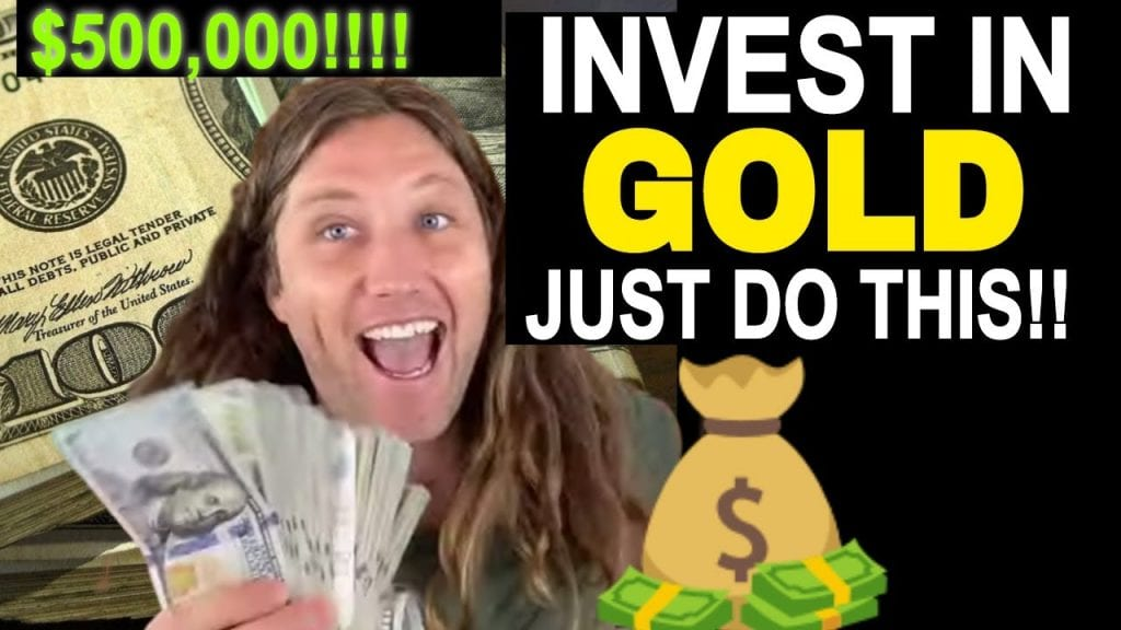 I invested $500,000 into GOLD STOCKS Why I'm Investing in Gold Mining Stocks in 2020