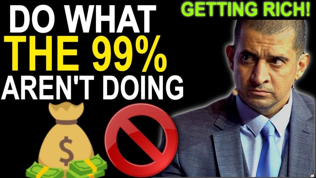 PATRICK BET-DAVID: HOW TO GET RICH IN 2020 and BECOME A MILLIONAIRE - POWERFUL BUSINESS LESSONS!