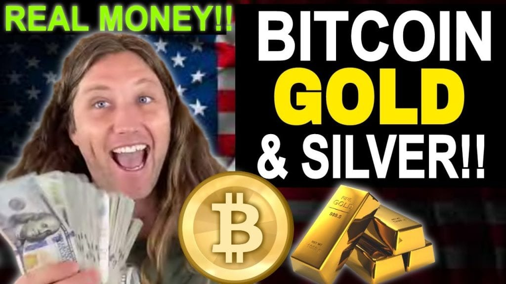 TOP REASONS I INVEST IN GOLD, BITCOIN AND SILVER- (NO ONE TELLS YOU THIS)...